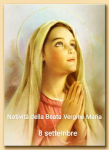 Novena per la Natività della B.V. Maria dal 30 agosto al 7 settembre