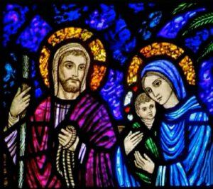 Festa della Santa Famiglia di Gesù, Maria e Giuseppe