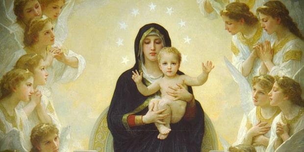 1 gennaio: Solennità di Maria Santissima MADRE di DIO