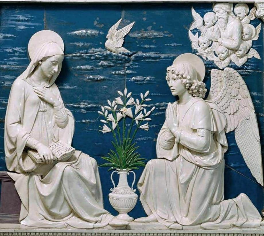 Il 25 MARZO e le SACRE SPINE: il mistero dell'Incarnazione che si riverbera nella Passione di Cristo